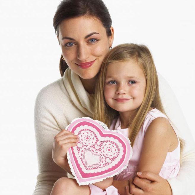 Подарки детей мамам своими руками
