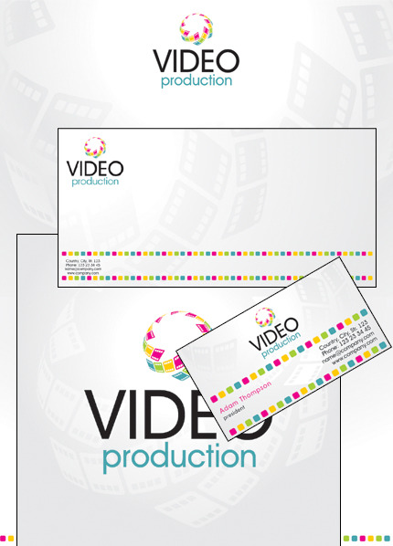 Corporate Identity Template Vector Corporate Identity preview