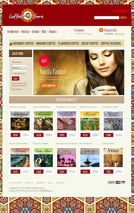 Virtuemart Template Modify Version