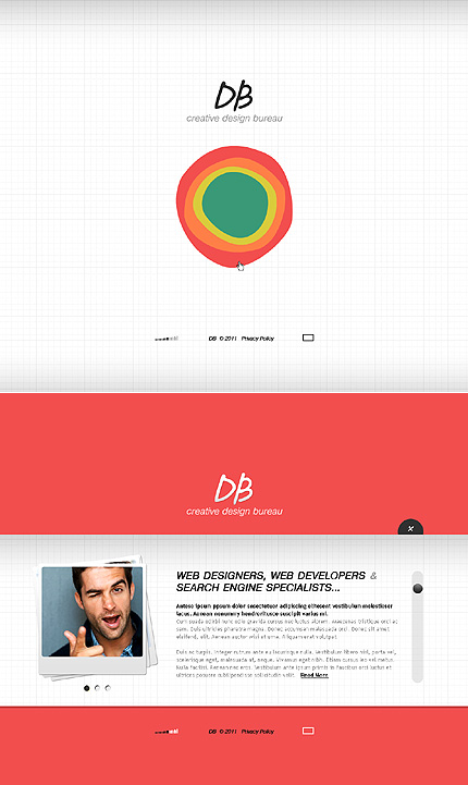 Website Template #35709