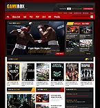 HTML5 Website #35801