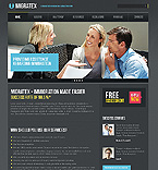 Website template #35859 by Hugo