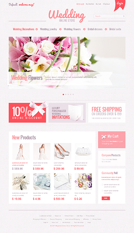Website Template #35921