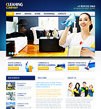 Website template #36105 by Mercury