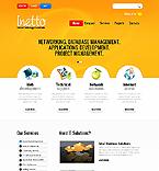 Plantillas Web - Plantilla nº 36204