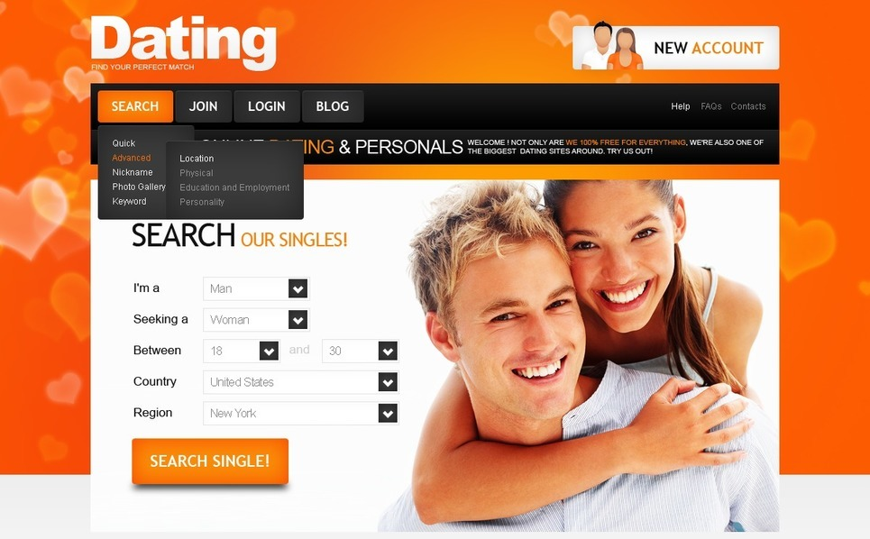 Top us online dating sites