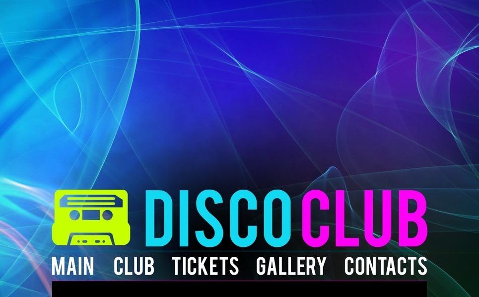 Night Club Flash Template New Screenshots BIG