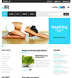 WordPress theme #36235 by Elza