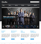 Website template #36249 by Hugo