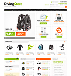 Magento theme #36335 by Hermes