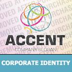 Identidad Corporativa - Plantilla nº 36345
