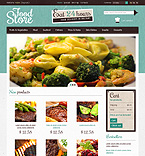 Food store - PrestaShop Theme #36401 by Hermes