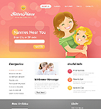 Website template #36600 by Delta
