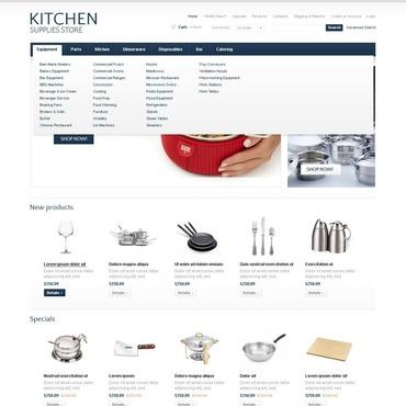 Housewares OsCommerce Template