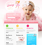 Website template #36745 by Delta
