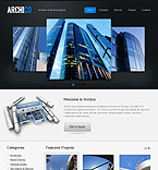 Joomla template #36802 by Elza