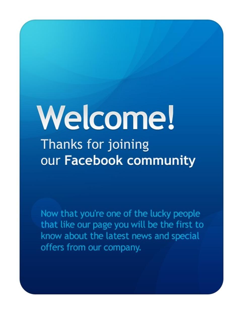Business Facebook Template New Screenshots BIG