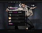 Website template #36829 by Nessy