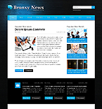 HTML5 Website #36830