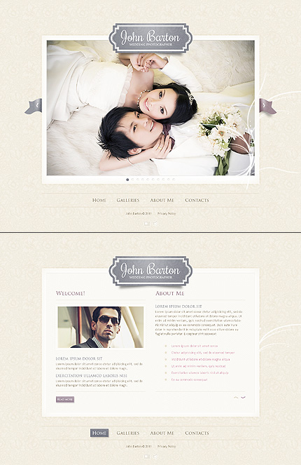 Website Template #36971