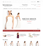 Wedding - PrestaShop Theme #36975 by Hermes
