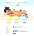 Website template #37042 by Delta