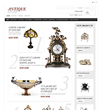 Antique Items World - PrestaShop Theme #37152 by Hermes