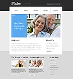 Website template #37251 by Delta