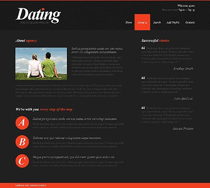 Website Template #37384