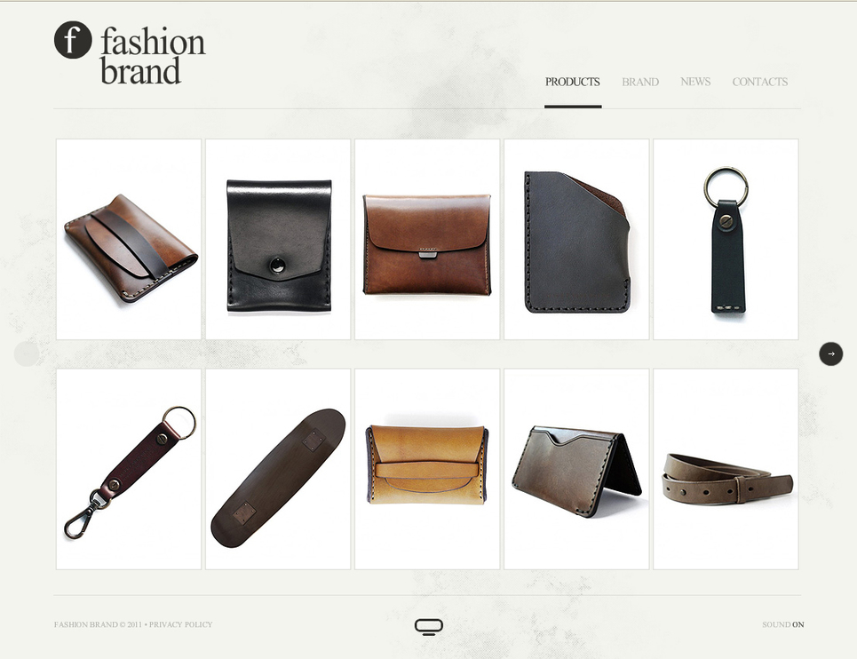 Business Flash Template for Exhibition Campaigns - image