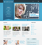 Website template #37519 by Oldman