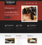 Website template #37521 by Mercury