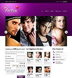 HTML5 Website #37534