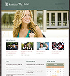 Website template #37590 by Oldman