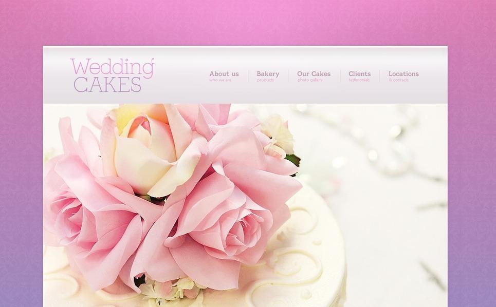 Wedding Cake Flash Template New Screenshots BIG