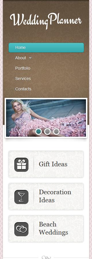 20 Wedding Planner Website Themes & Templates
