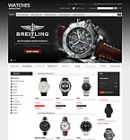 Watches Online - PrestaShop Theme #37914 by Hermes
