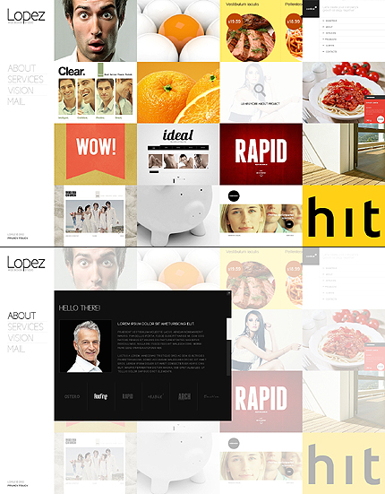Website Template #37920