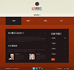Flash template #37963 by Astra