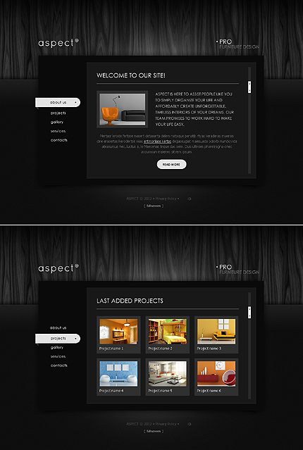 Website Template #38039