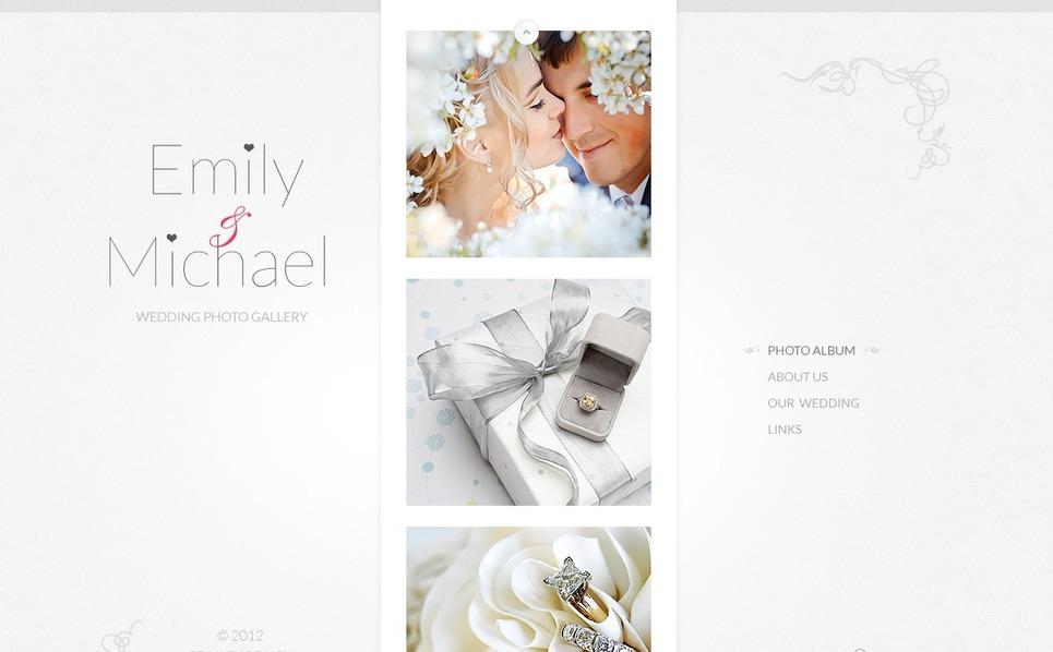 Wedding Album Flash Template New Screenshots BIG