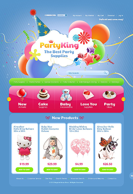 Party king –  Luxurious Toys Store Best For Parties