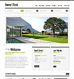 Website template #38196 by Elza