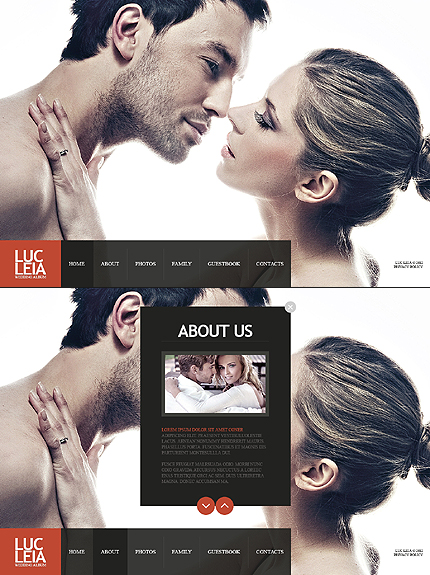 Website Template #38226