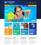 Website template #38430 by Mercury