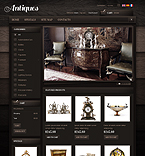 Antiques Online - PrestaShop Theme #38453 by Hermes