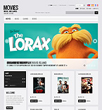 Movies, Music & Games - PrestaShop Theme #38504 by Hermes