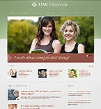 Website template #38526 by Oldman
