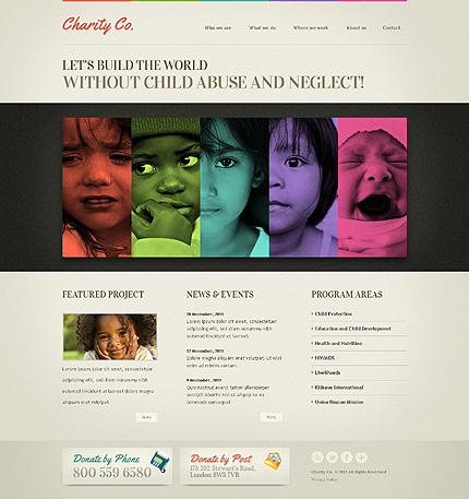Website Template #38566