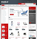 Magento theme #38610 by Hermes